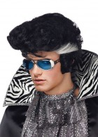 1970's Elvis Presley Vegas Style Wig Men's Rock Star Costume_thumb.jpg