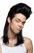 Nightclub Mullet Black Adult Wig_thumb.jpg