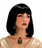Cleopatra Egyptian Costume Wig Black_thumb.jpg
