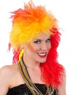 1980s Cyndi Lauper True Colors Costume Wig Red Yellow_thumb.jpg