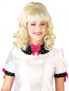 1960's Teaser Curly Blonde Hair Women's Wig with Bangs_thumb.jpg