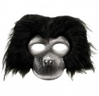 Gorilla Plush Animal Adult Costume Stag Party Face Mask_thumb.jpg