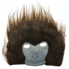 Chimp Plush Animal Adult Stag Party Face Mask Costume Accessory_thumb.jpg