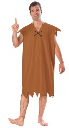 Flintstones Barney Animated Adult Men's Costume_thumb.jpg