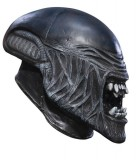 Child's Space Alien Vinyl Mask Costume Accessory_thumb.jpg