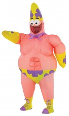 SpongeBob SquarePants Patrick Star Inflatable Child Costume_thumb.jpg