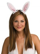 Bunny Rabbit Ears On Clips Adult Costume Party Accessory_thumb.jpg