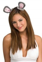 Mouse Ears On Clips Adult Costume Party Accessory_thumb.jpg