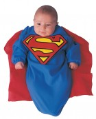 Deluxe Superman Bunting Newborn Baby Superhero Costume_thumb.jpg