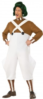Willy Wonka and the Chocolate Factory Oompa Loompa Adult Costume_thumb.jpg