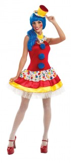 Giggles the Clown Circus Adult Female Women's Costume_thumb.jpg