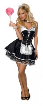 Sexy Maid Adult Women's Costume_thumb.jpg