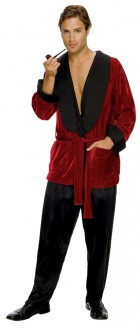 Playboy Hugh Hefner Smoking Jacket Adult Costume_thumb.jpg