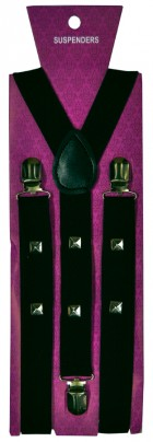 1920s Gangster Suspenders Adult Costume Accessory Black _thumb.jpg
