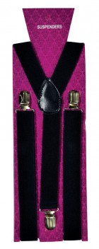 Mafia Gangster Suspenders Adult Costume Accessory Black _thumb.jpg