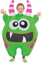 Inflatable Scareblown Green Monster Child Haloween Costume_thumb.jpg