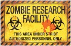 Metal Sign Zombie Research Facility Halloween Prop_thumb.jpg