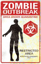 Metal Sign Zombie Outbreak Halloween Prop_thumb.jpg
