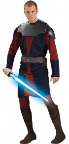 Star Wars Clone Wars Deluxe Anakin Skywalker Adult Costume_thumb.jpg