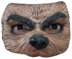 Wolf Werewolf Man Adult Latex Half Face Mask_thumb.jpg