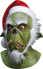 The Grinch Green Evil Santa Claus Adult Latex Mask_thumb.jpg