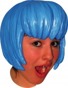 Japanese Anime Women's Cosplay Blue Latex Wig_thumb.jpg