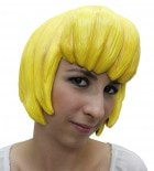 Adult Yellow Latex Anime Wig_thumb.jpg