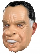 Republican US President Richard Nixon Adult Mask Costume Accessory_thumb.jpg