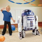 Airwalker Star Wars R2-D2 86cm x 96cm Foil Balloon_thumb.jpg