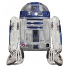 Shape Star Wars R2-D2 55cm x 66cm Foil Balloon_thumb.jpg