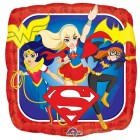 DC Superhero Girls Square 45cm Foil Balloon_thumb.jpg