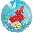 Ariel Little Mermaid 45cm Foil Balloon_thumb.jpg