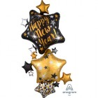 Shape Happy New Year Star Stacker Foil Balloon_thumb.jpg