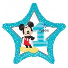 Mickey Mouse 1st Birthday 45cm Foil Balloon_thumb.jpg