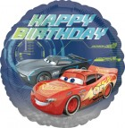 45cm Cars Lightning McQueen Jackson Storm Happy Birthday Foil Balloon_thumb.jpg