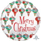 Merry Christmas Retro Baubles 45cm Foil Balloon_thumb.jpg