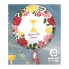 Melbourne Cup Carnival 45 cm Foil Balloon Trophy & Flowers_thumb.jpg