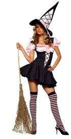 Pink and Black Witch Adult Costume_thumb.jpg