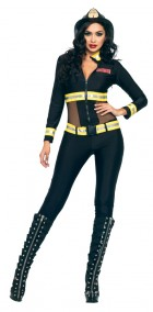 Red Blaze Firefighter Adult Costume_thumb.jpg