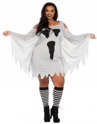 Jersey Ghost Dress Adult Plus Costume_thumb.jpg