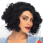 Curly Bob Black Wig Adult Costume Accessory_thumb.jpg