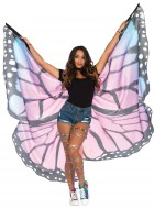 Monarch Butterfly Purple Festival Wings Adult Costume Accessory_thumb.jpg