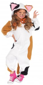 Cat Calico Kigurumi Onesie Child Costume_thumb.jpg