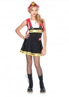 Sweetheart Firefighter Junior Teen Girl's Costume_thumb.jpg
