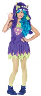Gerty Growler Cute Monster Teen Girl's Costume _thumb.jpg