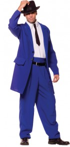Blue Zoot Suit Adult Costume Standard_thumb.jpg