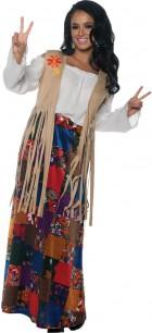 Hippie Fringed Adult Vest_thumb.jpg