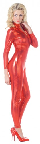 Stretch Jumpsuit Red Adult Costume_thumb.jpg