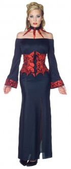 Immortal Dress Adult Halloween Gothic Women's Costume_thumb.jpg