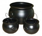 Cauldron Set of 3 Halloween Decoration_thumb.jpg